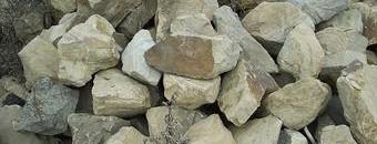 Бутовый камень, бут Брусянский карьер фото
