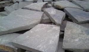 Дикий или рваный камень плитняк с карьеров К-групп фото